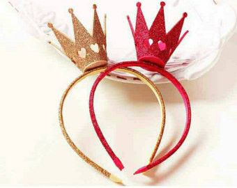 Valentines Headband Crown - Little Livey - 1