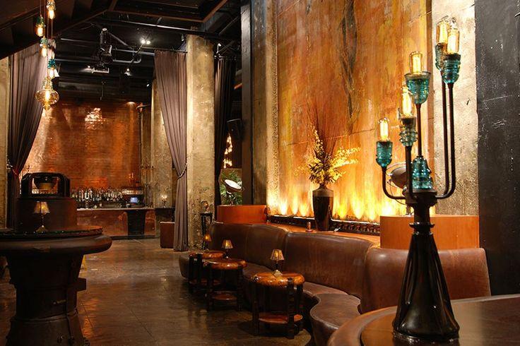 Created by designer-entrepreneur-filmmaker Andrew Meieran: the Edison, Los Angeles Los Angeles Hotel Interior Designs