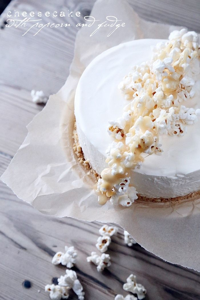 cheesecake with caramel and popcorn2