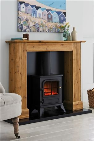 Ashdown Stove Suite: - dreaming of a wood burning stove in my next home