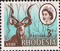 Rhodesia 1966 Whitley Fine Mint SG 376 Scott 225 Other Rhodesian Stamps HERE