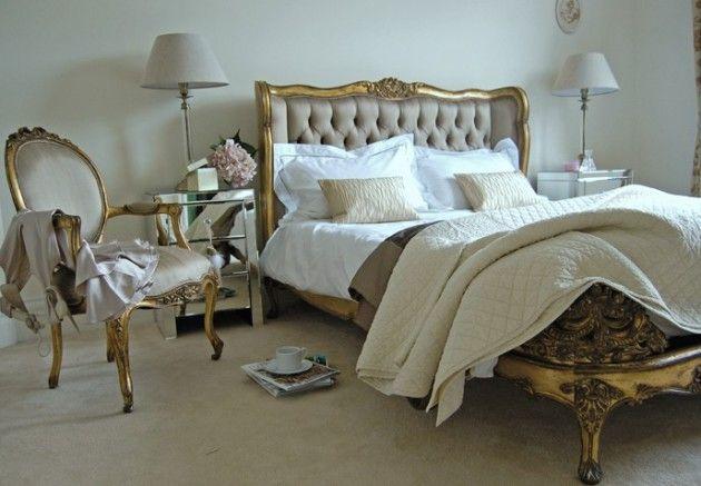 Спальня в стиле шебби шик (фото): особенности интерьера