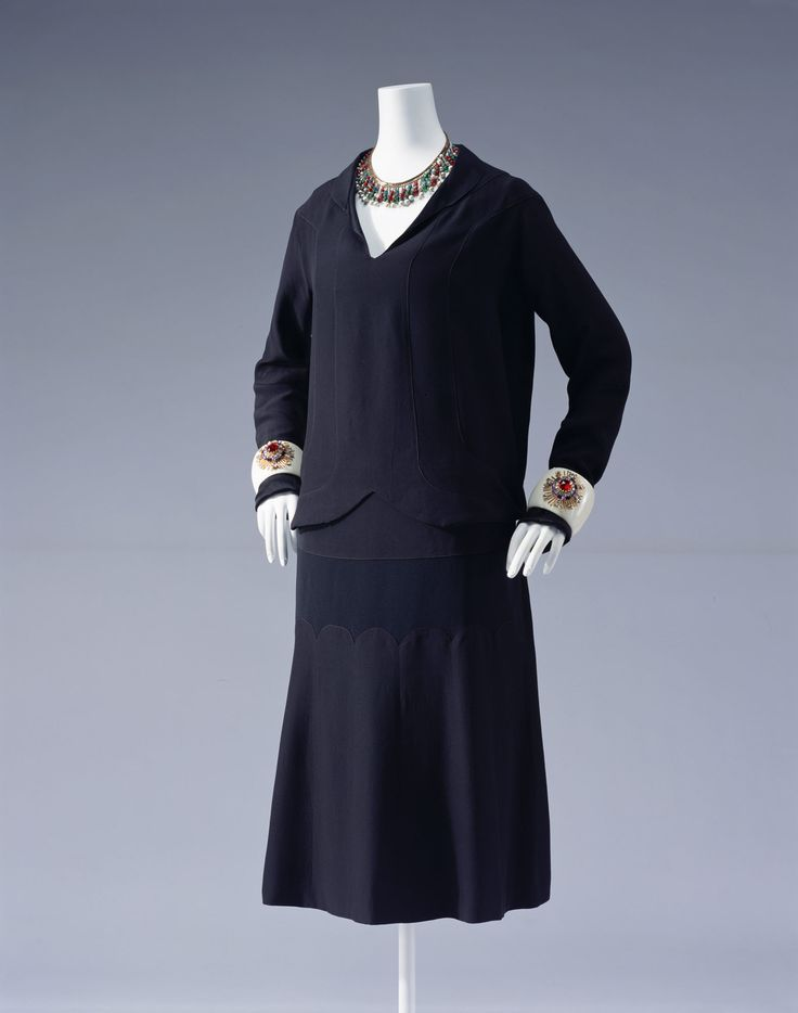 The Kyoto Costume Institute Chanel's 1927 LBD