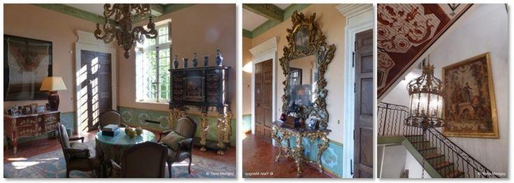 Villa Beaulieu en Provence :  Aujourd'hui propriété de la famille Guénant, la demeure membre du réseau Châteaux et Hôtels Collection, a été entièrement restaurée avec goût pour offrir à ses hôtes un séjour luxueux et raffiné.(Crédit photos Yann Menguy)