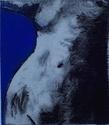 """Contemporary - """"Torso #1"""" (Original Art from Robert J Knight)"""