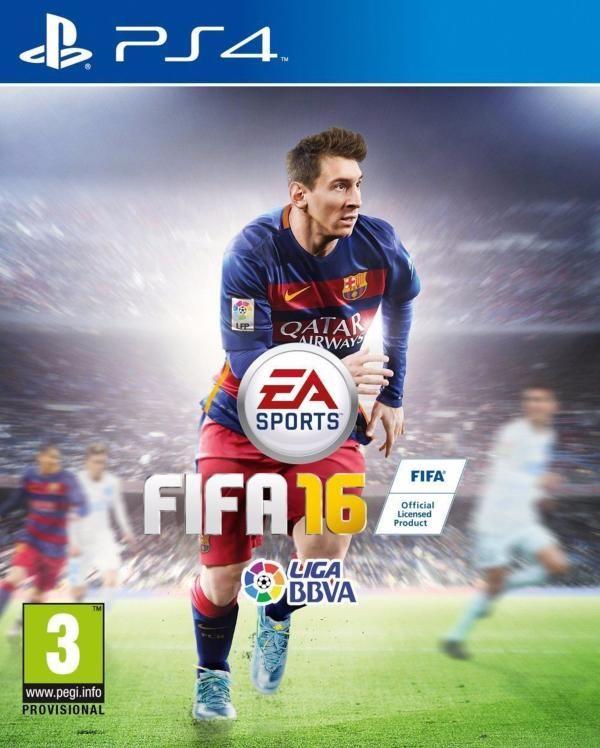 juego ps4 fifa 16