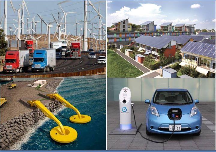 Energias Renováveis e Sustentabilidade Energia Eólica, Energia Solar Fotovoltaica, Energia das Marés e Carro Elétrico formas de contribuir com o meio ambiente e gerar renda e vários postos de trabalho no Brasil    https://www.facebook.com/groups/futuro.da.energia/