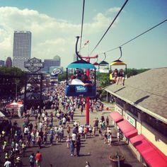 Summerfest, Milwaukee, Wisconsin