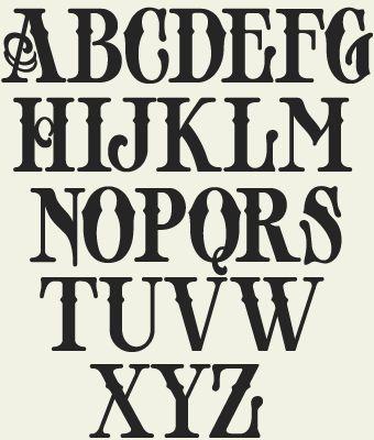 Letterhead Fonts / LHF Classic Caps / Old Fashioned Fonts