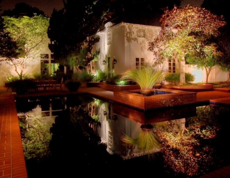 Fx Luminaire Lighting Great Gardens Ideas Pinterest