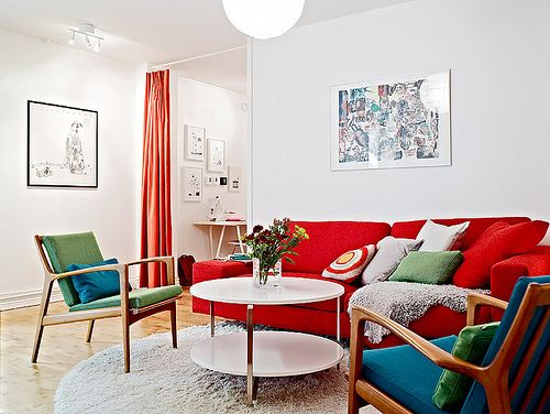 originally uploaded by uydurrukcu . White Living Room with Retro Furniture - 70 Best Images About Inspiring Interiors On Pinterest Victorian