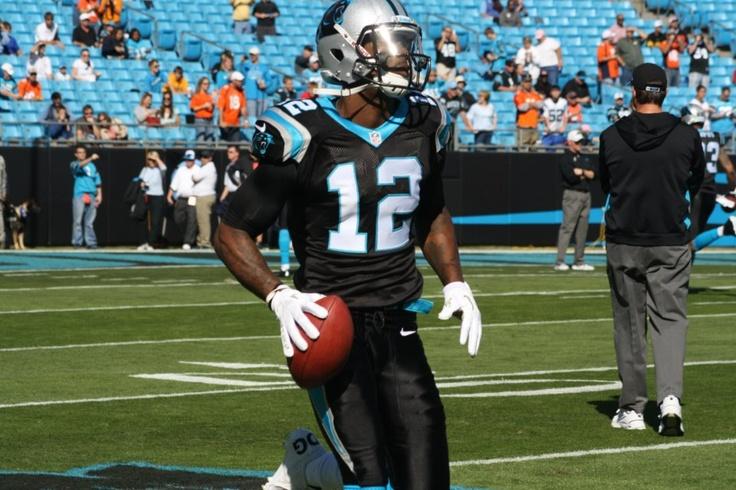 Back in Black: Photos, Carolina Panthers, Black