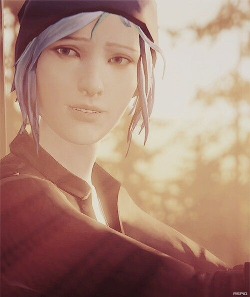 Life Is Strange: Chloe Price - Voiced by Ashly Burch, who also Voices Tiny Tina from BORDERLANDS 2
