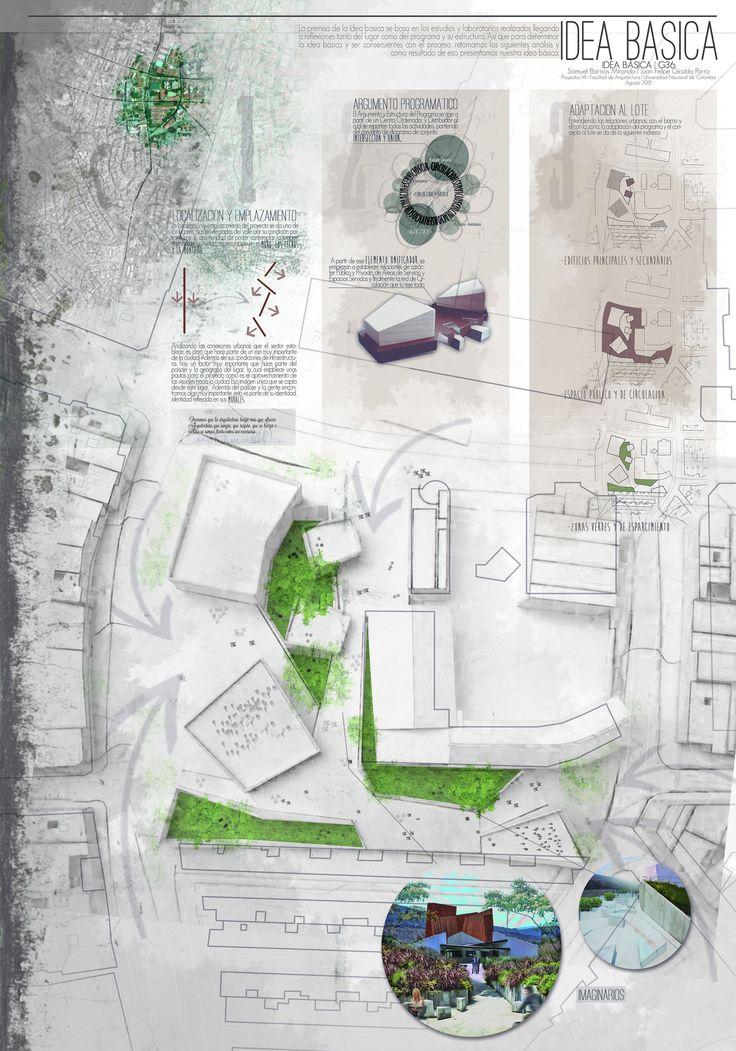 Propuesta de Idea Básica | Plancha de Propuesta de Edificio … | Flickr - Photo Sharing!