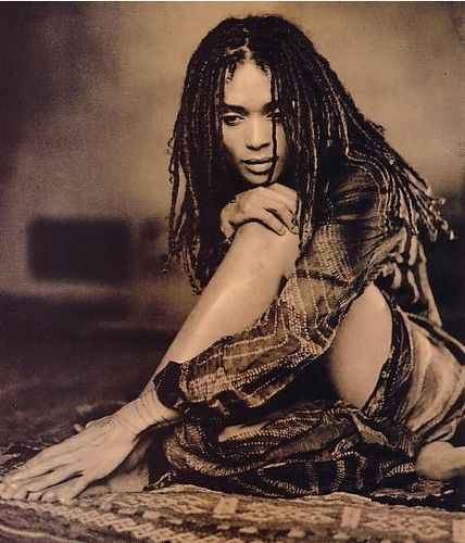 Lisa Bonet - Remember Lisa Bonet's cover of Interview (Andy Warhol) Magazine way back when?