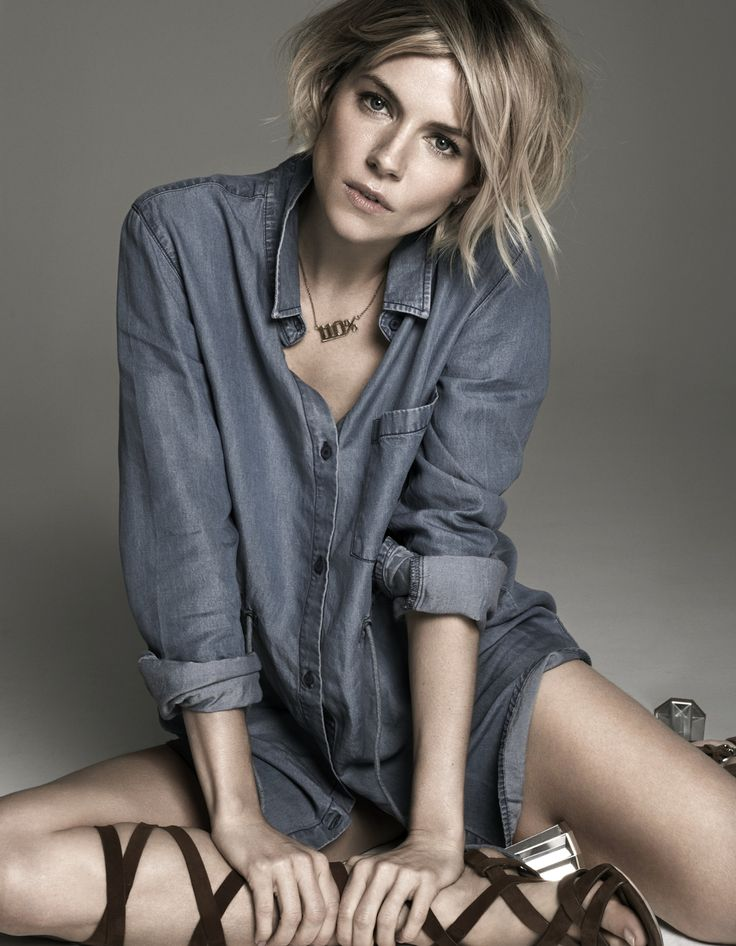 Fashion: Sienna Miller – I live in denim - everything.. And this also crosses over into one of my 3 woman who I relate to their style and am inspired by.