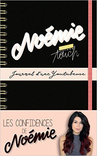 Telecharger Journal d'une youtubeuse de Noemie Kindle, PDF, eBook, Journal d'une…