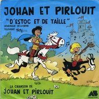 D'estoc et de taille (par Johan et Pirlouit) - fiche chanson - B&M