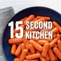 Hidden Valley Glazed Baby Carrots
