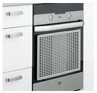 BABYDAN Oven Door Guard Silver