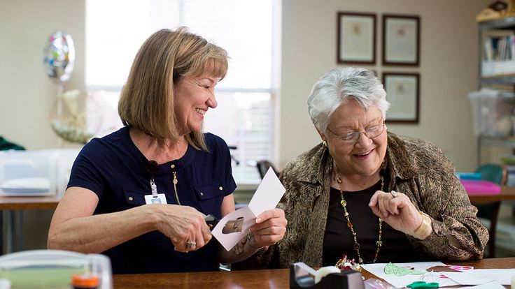 Six simple ways to get involved with your local senior living community