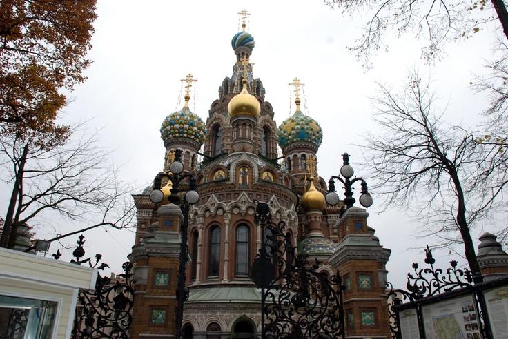 St. Petersburg, 2007