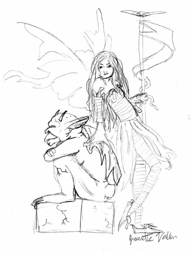 Amy Brown Coloring Pages