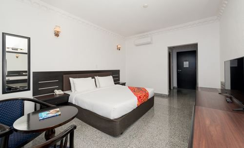 Scenic Hotel Tonga - Superior Room