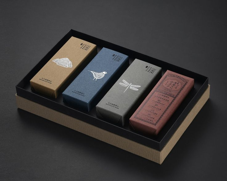 The Dieline Awards 2016 Outstanding Achievements: Old master's private tea Package Design — The Dieline - Branding & Packaging