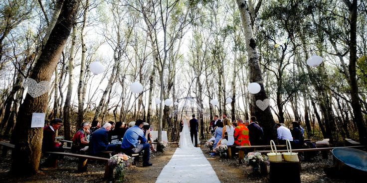 Ceremony in the Forrest