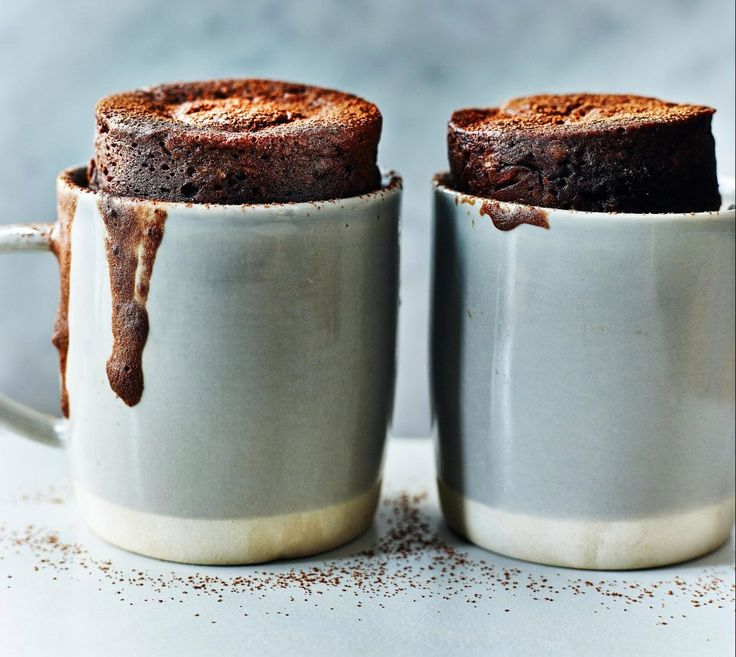 Instagram sensation Clean Eating Alice shares her tasty recipe for a gooey chocolate mug cake