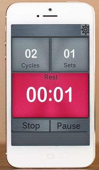 Use Workout Timer App for training at the gym, with weights, kettle bells, spinning, jumping jacks, or general overall fitness! This App is also a great fit for those engaging in HIT (High Intensity Training) style training, interval training, or boot camp style circuit training!
