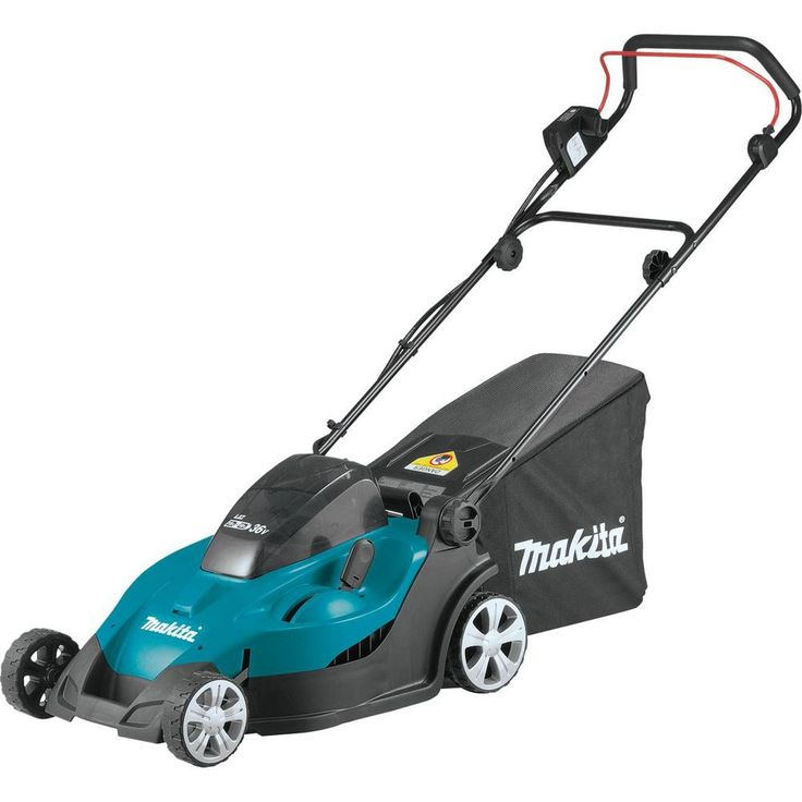 Makita 17 in. 18-Volt X2 (36-Volt) LXT Lithium-Ion Battery Cordless Walk Behind … #Products