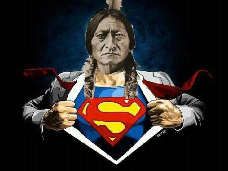 Superman... NDN Style