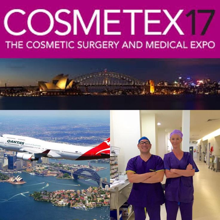 Theatre with Mr Brown this morning and then later today I will attending the largest annual Cosmetic Surgery and Medicine conference in Australasia, COSMETEX which will be held in Sydney from 13-16 September 2017