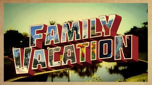 Reader's Digest's Family Vacation Sweepstakes