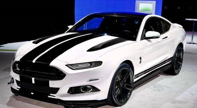 2018 Ford Mustang Shelby Gt500 Price And Release Date Pinewood