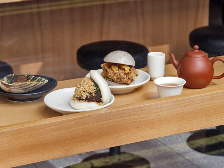 BAO, London. Best bao bun restaurant in London.