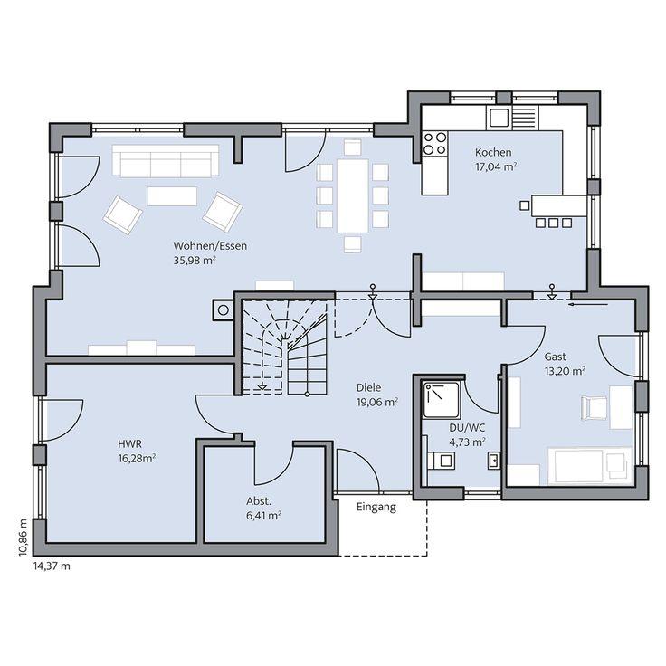 163 besten Hausprojekt Bilder auf Pinterest | Garderobe flur, Haus ...