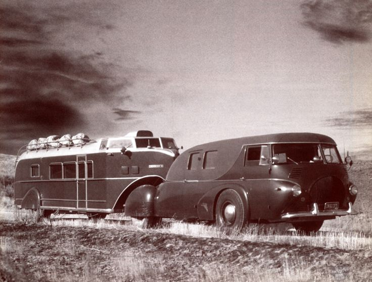 Aerocar Fifth-Wheel Trailer | Petersen Automotive Museum