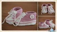 As (melhores!) Instruções para os mandris de bebê para crochê – muito boas instruções …   – Häkelanleitungen