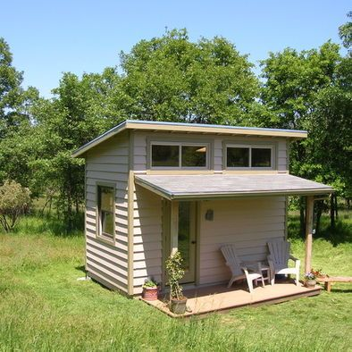 Best 25 shed roof design ideas on pinterest for Porch plans shed roof