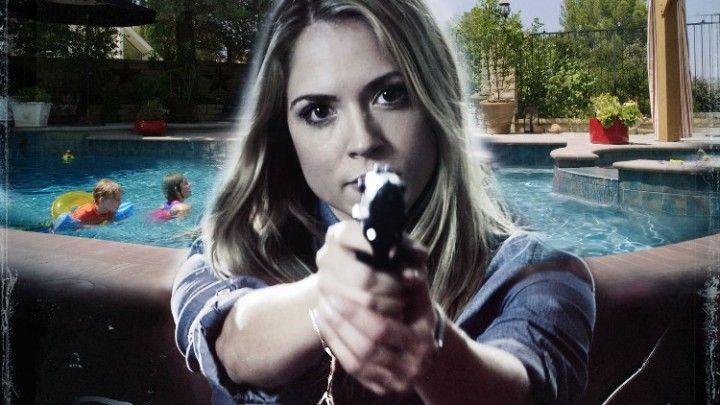 The Wrong Mother 2017 DVD TV Movie Lifetime Thriller Brooke Nevin LMN