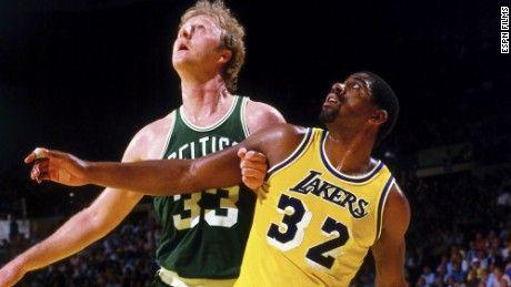 'Celtics/Lakers' rivalry 'saved' NBA, scores on ESPN - CNN.com