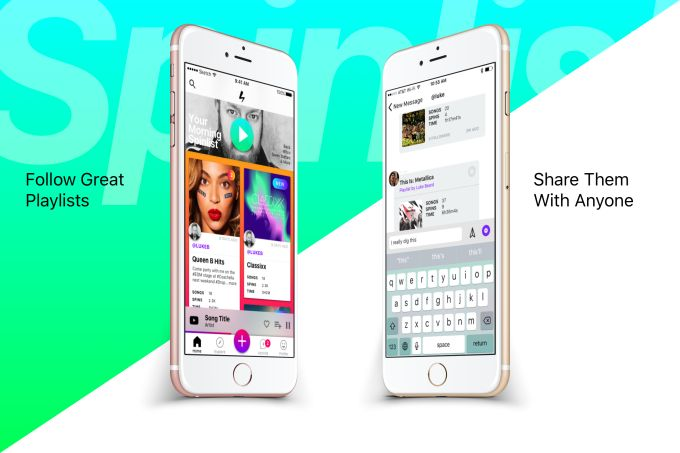 Spinlist a new playlist app from Hipstamatic co-founder challenges music streaming silos