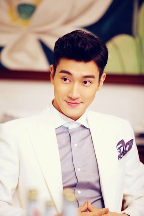 Choi Si Won you handsome awesome bagga!