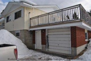 775 Raymond Road, Bracebridge, ON. Offered at $194,500.