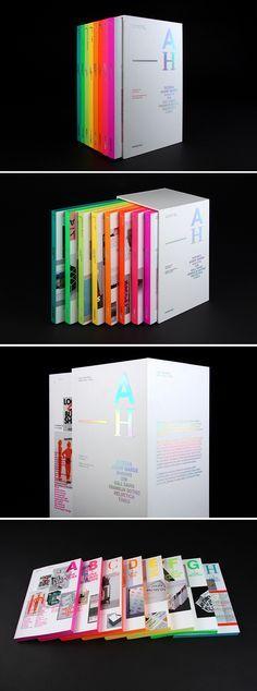 I Love Type Limited Box Set | viction:ary, 2014