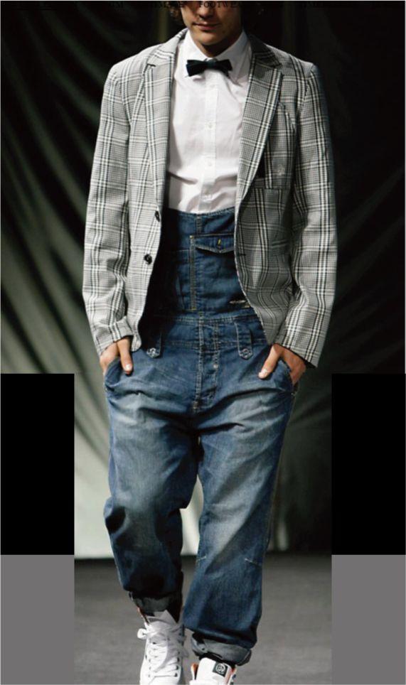interesting... Get inspired by #WORMLAND Men's Fashion!