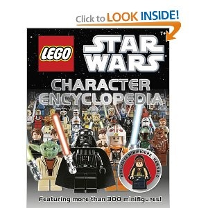 LEGO Star Wars Character Encyclopedia [Hardcover]